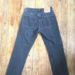 """Vintage Levi's 501 """"deadstock"""" size 28"""
